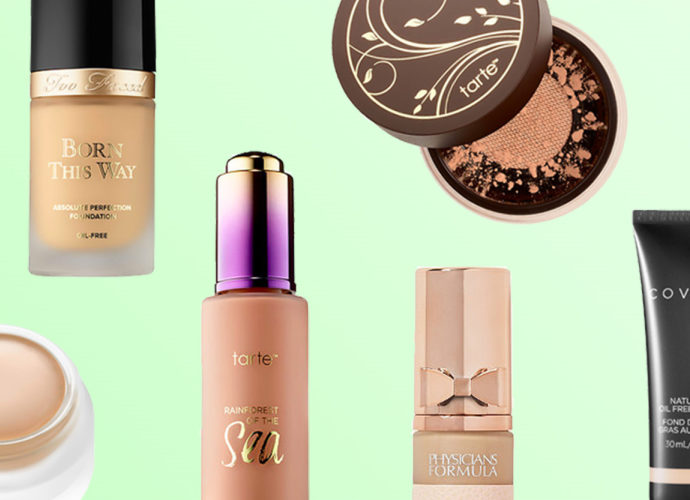 Choosing a foundation for sensitive skin is one of the most important issues for girls. Sensitive skin is easily affected by the ingredients of the product.